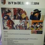 Fiesta del Pandero 2014 – 26 de julio